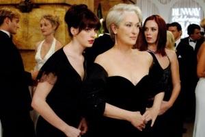 Andy Anna Hathaway Miranda Priestly Meryl Streep Diabeł ubiera sie u Prady - Fox 2000 Pictures 2006
