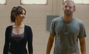 Bradley Cooper i Jennifer Lawrence (Oskar) Poradnik Pozytywnego Myślenia - Weinstein 2012
