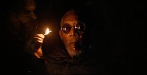 Kiedy nie wiadomo, o co chodzi to zjawia się Morgan Freeman i wszystko tłumaczy Niepamięć Oblivion - Universal 2013