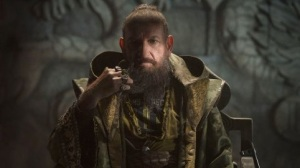 The Mandarin - Ben Kingsley Iron Man 3 - Walt Disney Studios 2013