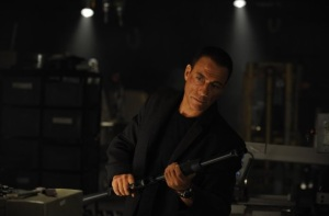 Vincent Brazil Jean-Claude Van Damme Ogień Krzyżowy - Assassination Games - Goldwyn Films 2011