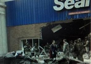 Sears nie jest naszym wrogiem. Men of Steel - Warner Brothers 2013