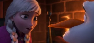 anna olaf z marhewa kraina lodu Disney 2013