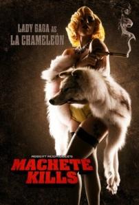 Maczeta zabija 2013 lady gaga