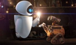 wall-e eve Walt Disney Studios 2008