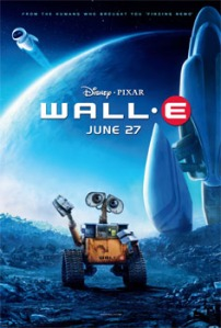 WALL-E plakat