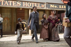 Chiwetel Ejiofor, Zniewolony Fox Searchlight Pictures 2013