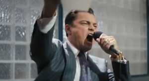 Leonardo DiCaprio Wilk z Wall Street_Paramount Pictures 2013