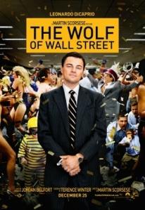 Wilk z Wall Street Plakat