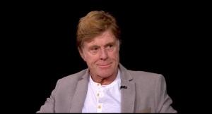 Robert Redford Charlie Rose - Wywiad film Wszystko Stracone 2013 - Charlie Rose