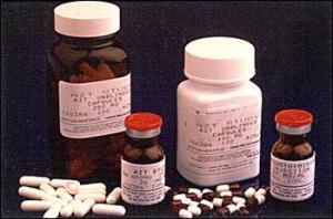 AZT tabletki