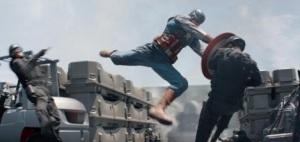Kapitan Ameryka Chris Evans - Zimowy Zolnierz - Marvel Studios 2014