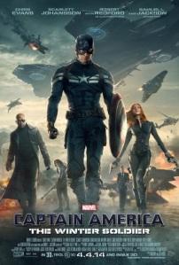 Kapitan Ameryka Natasza Romanoff Nick Fury- Zimowy Zolnierz - Marvel Studios 2014