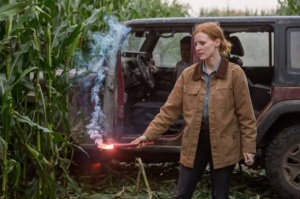 Jessica Chastain Interstellar 2014 Warner Bros. Entertainment