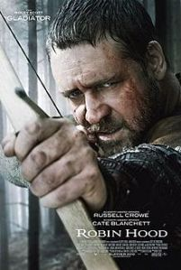 Robin Hood 2010 plakat