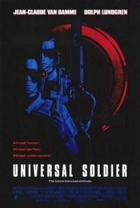 Universalny Zolnierz - 1992 plakat