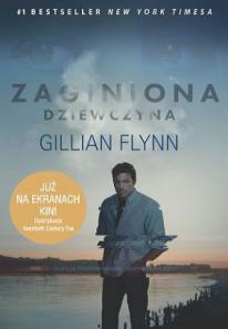 Zaginiona dziewczyna Gillian Flynn okładka