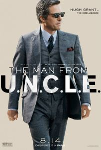 The man from UNCLE 2015 hugh grant vs maciej orlos